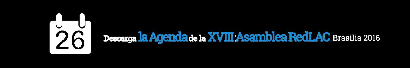 Imagen agenda XVIII Asamblea3
