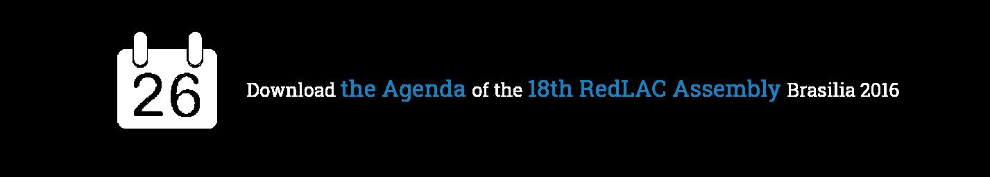 Texto agenda ingles website asamblea 18